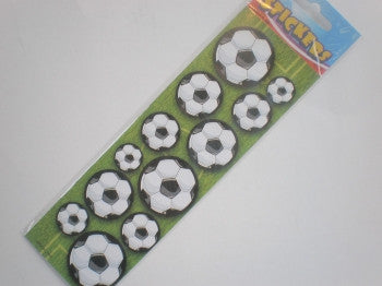 Football Sticker Sheet