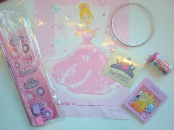 Princess Party Bags 99p