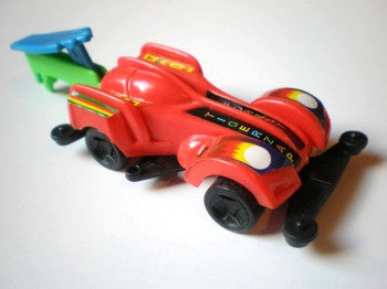 Racing Car with Launcher