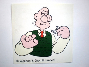 Wallace & Gromit Sticker