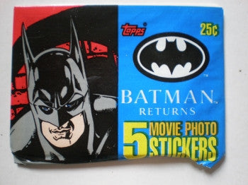 Batman Stickers Packets