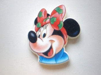 Minnie Mouse Badge