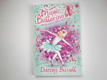 Magic Ballerina Book: Special Prize
