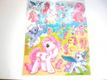 My Little Pony Large Sticker Sheet