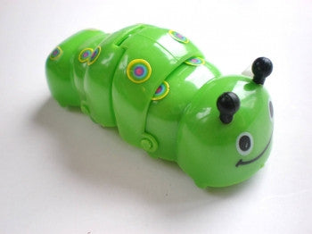 Wind Up Caterpillars