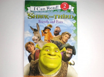 Shrek the Third Book
