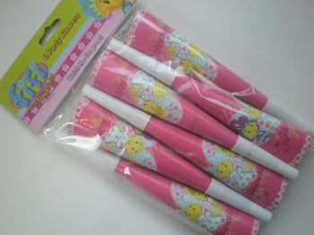 6 x Fifi Flowertot Noise Blowers