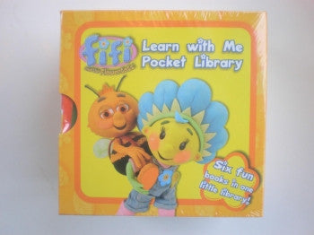 Fifi Flowertots Pocket Library