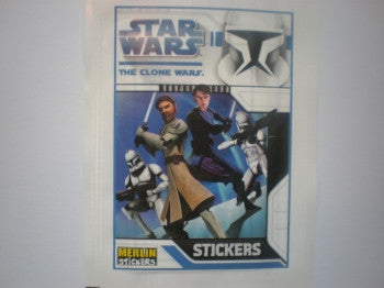 Star Wars Stickers Packs