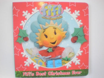 Fifi Flowertot Christmas Board Book