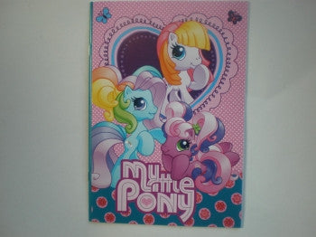 My Little Pony Exercise Book