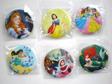 Disney Princess Badge: 3cm
