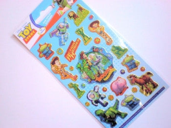 Toy Story Foiled Stickers