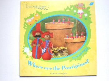 Where are the Pontipines PB Book