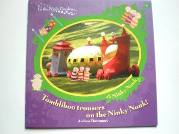 Tombliboo Trousers PB Book