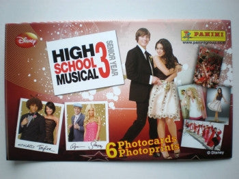 High School Musical Photocards Pack