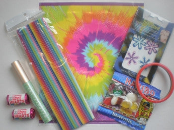 Hippy Chick Party Bags
