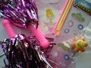 Girls Party Bag: 99p