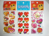 Hearts Sticker Sheet