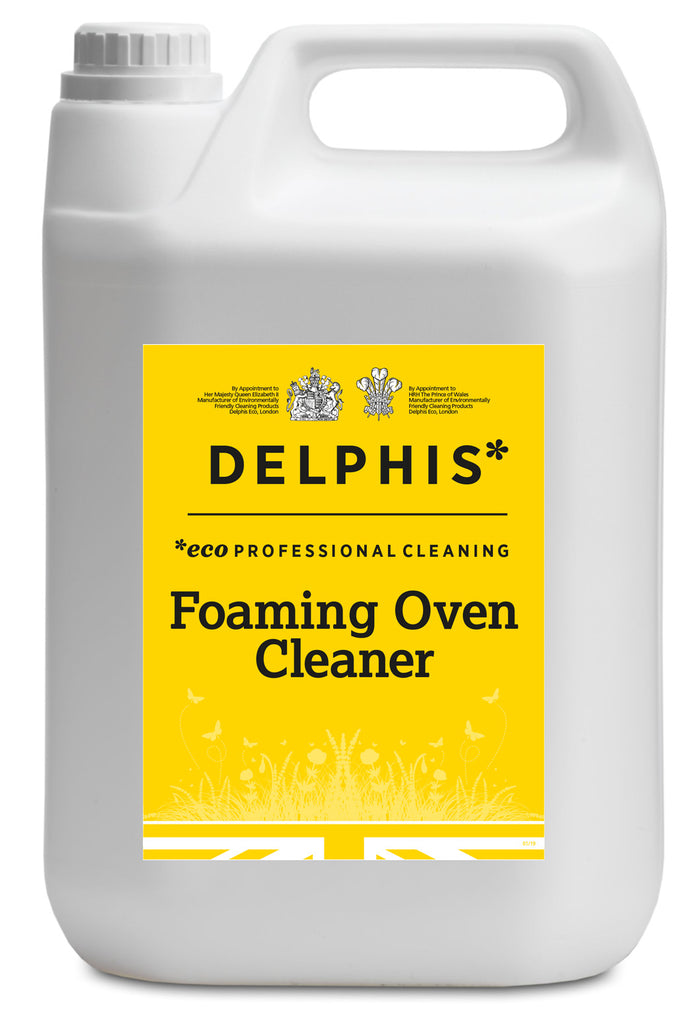 Foaming Oven Cleaner