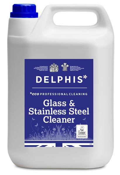 Glass and Stainless Steel Cleaner