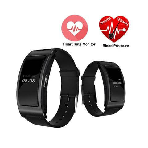 CK11 Smart Bracelet Blood Pressure +Heart Rate Monitor Fitness Trackers