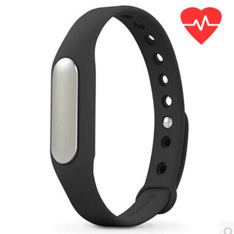 Xiaomi Mi Band 1S Smart Bracelet with Heart Rate Monitor for Fitness Tracker - iSmart3C