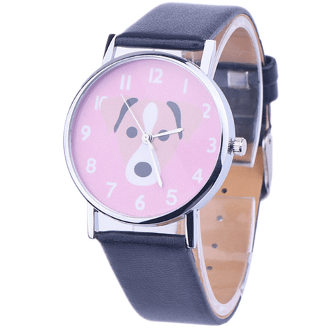 Custom Designed Dog Watch (Beagles/Jack Russell Terrier) (FREE GIVEAWAY)