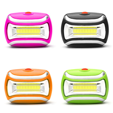 Convenient Family LED Safety Headlamp (3 Modes, 4 Colors)