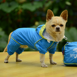 Custom Dog Raincoat (Jacket/Hoody) (XS-XXL)