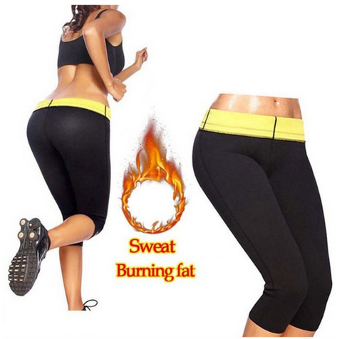 Effective Hot Slimming Shaper Pants (Neoprene)