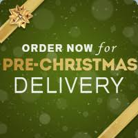 Xmas orders at Get Fresh & Fruity