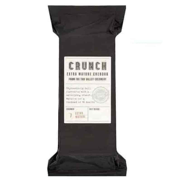 Buy Crunch Extra Mature Cheddar 1kg - Get Fresh & Fruity - Cheese & Butter - Get Fresh & Fruity Alton - Shop Local Today