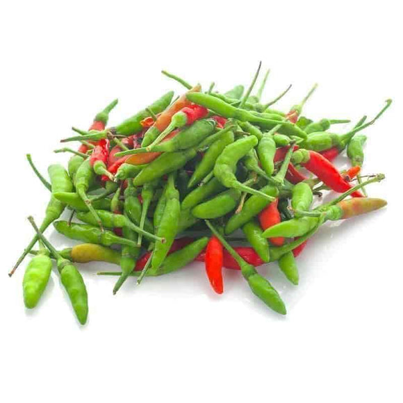 Birds Eye Chillies - Get Fresh & Fruity