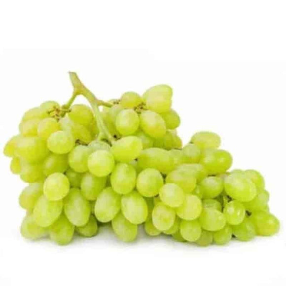 White Seedless Grapes 500g - Get Fresh & Fruity