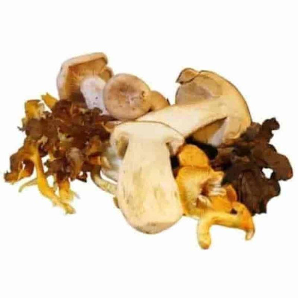 Wild Mushrooms 250g Fresh Mushrooms Class 1 Produce from Poland 10% off