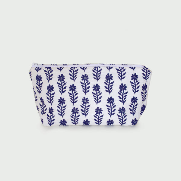 <strong>Floret Makeup Bag</strong><br>Bilberry