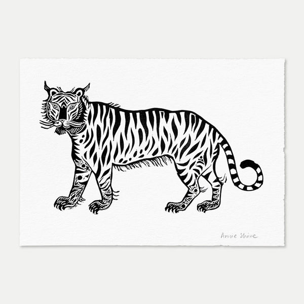 <strong>Tiger</strong><br>Black