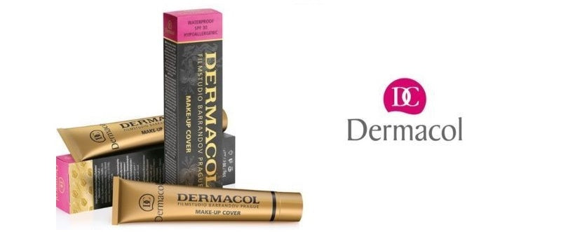 THE FIRST REVIEW ON DERMACOL MAKEUP COVER
