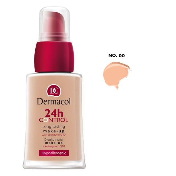 Dermacol 24H Control make-up