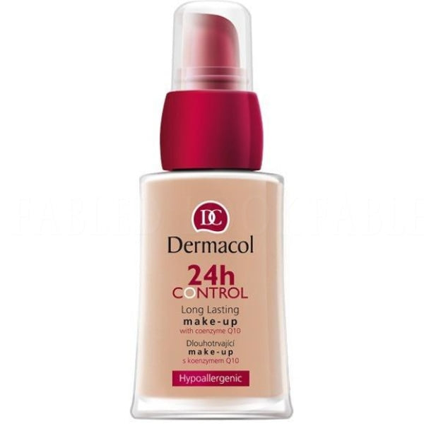 24H Control Make-Up Foundation
