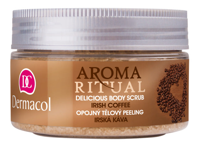 Fabled Look - Aroma ritual body scrub Coffee