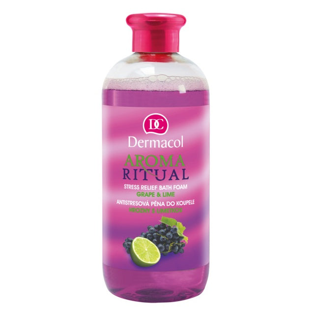 Fabled Look - Aroma Ritual Bath Foam Grape with Lime