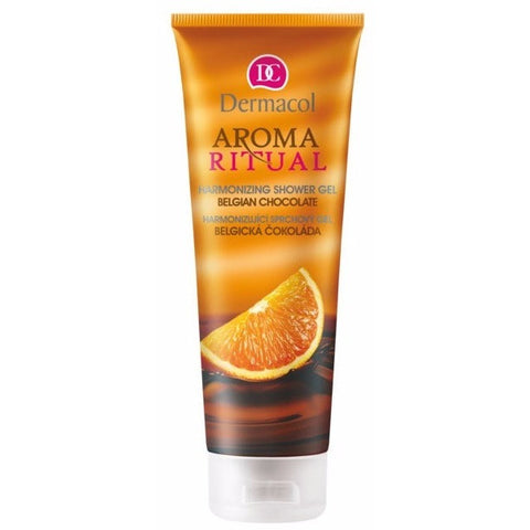 DERMACOL AROMA RITUAL SHOWER GEL BELGIAN CHOCOLATE - Bohemian Beauty Care