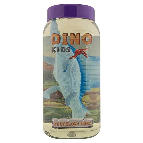 DINO bath foam 700 ml with toy