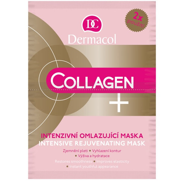 Dermacol Collagen+ Intensive Rejuvenating Face Mask
