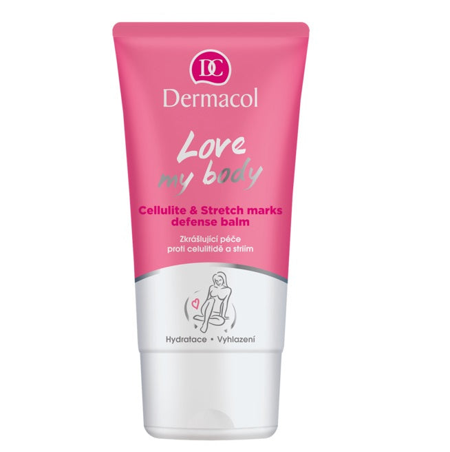 Dermacol Cellulite and Stretch Marks Defense Balm Love My Body
