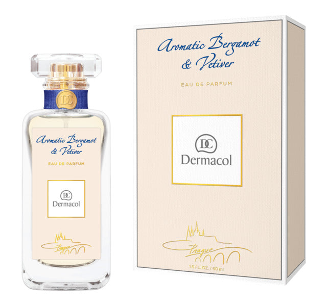 Bohemian Beauty Care - Aromatic bergamot & vetiver edp 50ml
