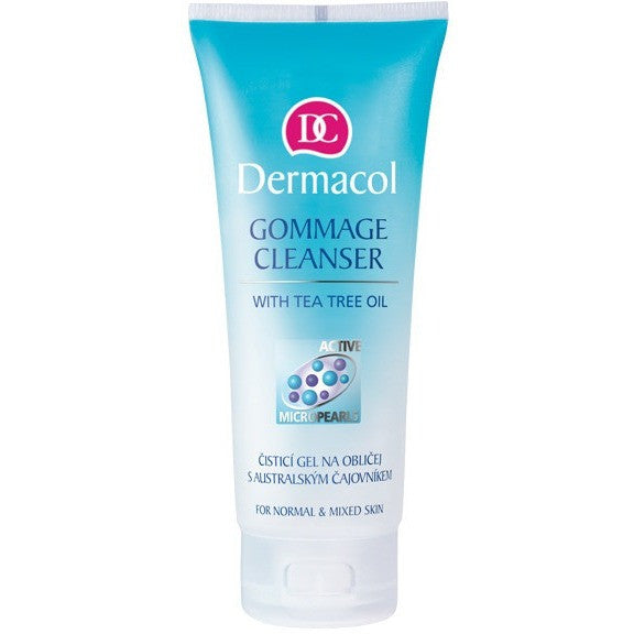 Fabled Look - Dermacol Gommage cleanser