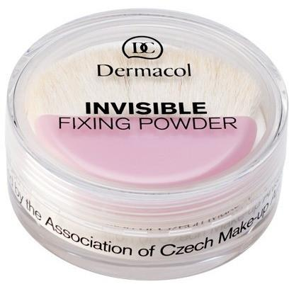 Fabled Look - Dermacol Invisible fixing powder